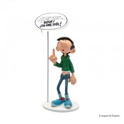 """Collectoys Franquin Gaston - Gaston """"Bouf! J'ai une idée!"""""""