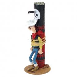 Pixi Morris Lucky Luke - Lucky Luke attaché au poteau de torture
