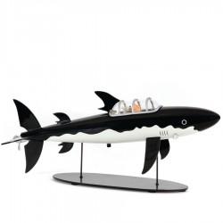 Figurine Moulinsart Tintin - Sous-marin requin Rackham le Rouge