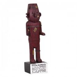 Figurine Moulinsart Tintin - Fétiche Arumbaya 46 cm