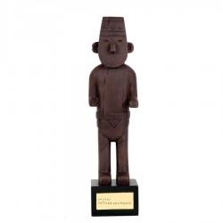 Figurine Moulinsart Tintin - Fétiche Arumbaya 21 cm