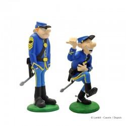 Collectoys Lambil Tuniques Bleues - Blutch