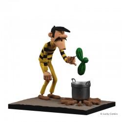 Fariboles Morris Lucky Luke - Averell Dalton et le cactus