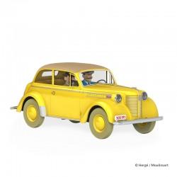 Véhicule Moulinsart Tintin - L'Olympia des espions Syldaves (Echelle 1/24)