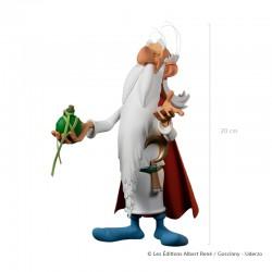 Fariboles Uderzo Astérix - Panoramix, le druide du village