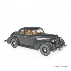Véhicule Moulinsart Tintin - La Packard de Muskar XII (Echelle 1/24)