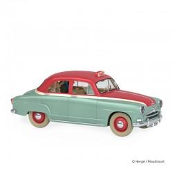Véhicule Moulinsart Tintin - Le Taxi Genevois (Echelle 1/24)