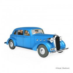 Véhicule Moulinsart Tintin - La Voiture de la Castafiore (Echelle 1/24)