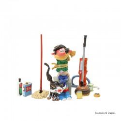 Pixi Franquin Gaston - Gaston bâillonné