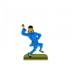 Relief Moulinsart Tintin - Fig 01 Le Lotus Bleu