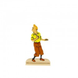 Relief Moulinsart Tintin - Fig 05 Le Secret de la Licorne