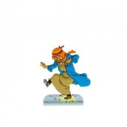 Relief Moulinsart Tintin - Fig 10 Pays de l'Or noir