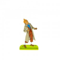 Relief Moulinsart Tintin - Fig 11 Les 7 Boules de Cristal