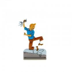 Relief Moulinsart Tintin - Fig 12 Le Temple du Soleil