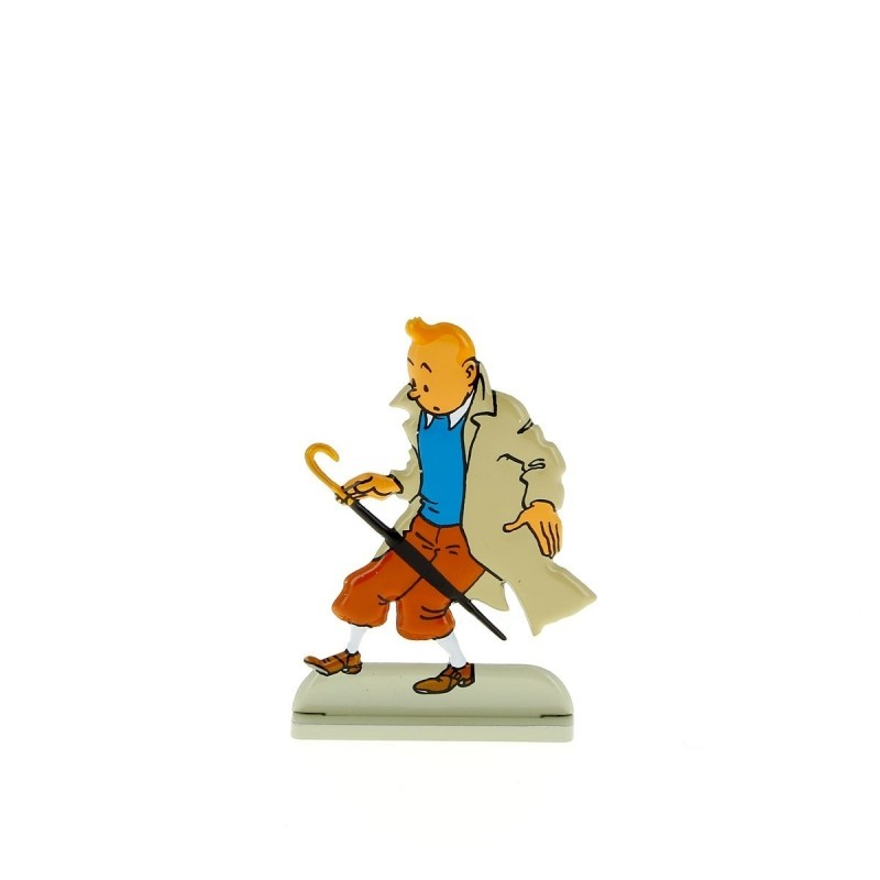 Relief Moulinsart Tintin - Fig 17 L'Affaire Tournesol