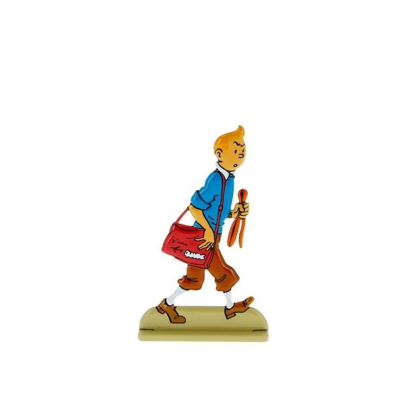 Relief Moulinsart Tintin - Fig 20 Vol 714 pour Sydney