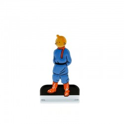 Relief Moulinsart Tintin - Fig 23 Tintin au Pays des Soviets