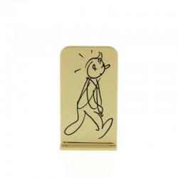 Relief Moulinsart Tintin - Fig 24 Tintin et l'Alph-Art