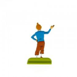 Relief Moulinsart Tintin - Fig 29 Tintin présente...