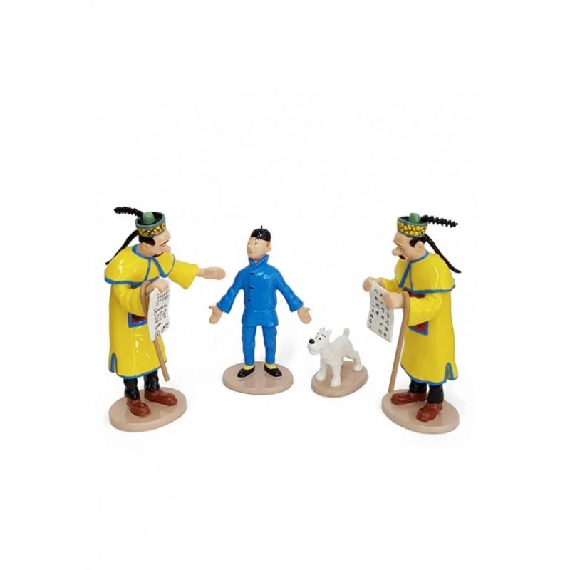 Pixi Moulinsart Tintin - Collection Classique - Mandat d'arrêt