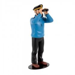Leblon Moulinsart Tintin - Haddock marin